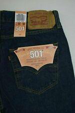 501 Men's Levi's ORIGINAL FIT 100% Cotton Jeans 005012943