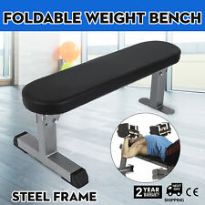 Powerblock Flat Strength Training Benches For Sale Ebay