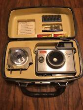 1960's Ansco Cadet II in Case w/ Extras