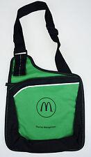 McDonalds Green & Black Crossbody Bag Shoulder Purse Thomas Managment
