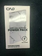 Cylo 3000mAh Battery Power Pack Pre-Charged Portable Power Audio/Mobile Devices