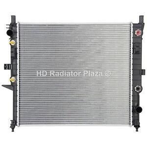 Radiator For Mercedes Benz ML Class 98-02 ML320 99-01 ML430 02-05 ML500 V6 V8