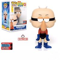 Funko Pop! Barnacle Boy #835 NYCC 2020 SHARED EXCLUSIVE FREE SHIPPING!