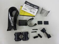Look Aerostem 31.8mm x100mm Carbon Stem Gloss Black Silver