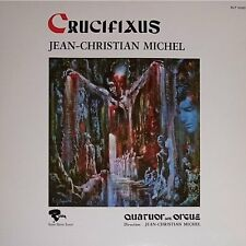 Jean-Christian Michel Crucifixus (1970) [LP]