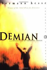 Demian (Perennial Classics) by Hermann Hesse