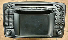Mercedes clk w209 C-Klasse w203 MB Comand 2.0 Navi GPS Navegación autorradio