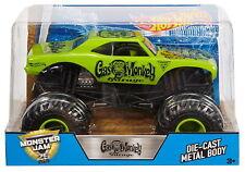 Hot Wheels Monster Jam Gas Monkey Garage Die-Cast Vehicle 1:24 Scale