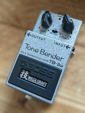 More details for boss tb-2w waza craft sola sound tone bender mkii fuzz pedal