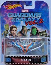 Hot Wheels RETRO ENTERTAINMENT Guardians of the Galaxy Vol. 2 MILANO