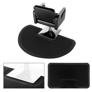 Salon Mat Barber Chair Salon Spa Floor Standing Anti-Fatigue Mat Square Slot
