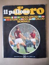 Il Pallone d'Oro Fascicolo 1969 -  NAPOLI ZOFF ROMA BOLOGNA  [GS43]