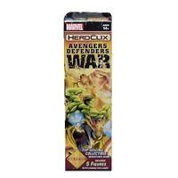 Avengers Defenders War Booster Pack HeroClix New / Sealed