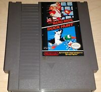 Super Mario Bros. Duck Hunt Nintendo NES Vintage classic original game cartridge