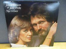 "Johnny Duncan & Janie Fricke, Nice ""n"" Easy"