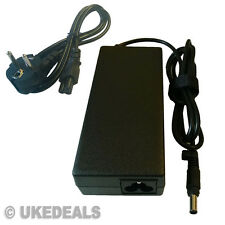 Adapter Charger for Samsung R410 R460 Laptop Power Supply EU CHARGEURS
