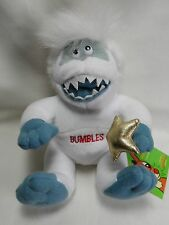"""2000 Rudolph Co. 6"""" Bumbles Abominable Snowman Rudolph The Red Nosed Reindeer Le"""