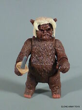 STAR WARS TIPPET VINTAGE COLLECTION EWOK BATTLE ENDOR TOYS R US TRU VC LOOSE