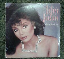 """Latoya Jackson - Heart Don't Lie , 12"""" LP"""