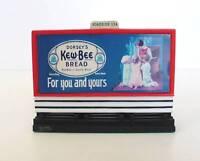 """BILLBOARD DORSEYS KEW BEE BREAD Advertisement Lefton Roadside 1994 """"O Scale"""" MIB"""