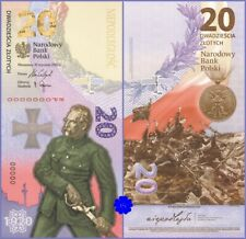 👀 POLAND 20 ZLOTYCH 2020 *100th Anniversary of the Battle of Warsaw *UNC*