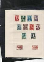 netherlands stamps page ref 18016