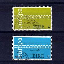 IRLANDE - EIRE Yvert n° 267/268 oblitéré
