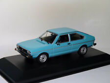 Minichamps 1 43 Volkswagen Passat 1975 (light Blue) 'maxichamps' Edition