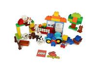 ~~LEGO DUPLO FARM BUNDLE TRACTOR, FIGURES, ANIMALS, HOUSE