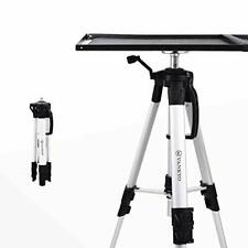Vankyo Aluminum Tripod Projector Stand, Adjustable Laptop Stand, Multi-Functi.