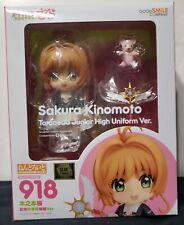 Cardcaptor Sakura Clear Card: Sakura Tomoeda Junior High Uniform Ver. Nendoroid