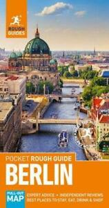 Pocket Rough Guide Berlin Germany Paperback Free shipping