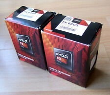 Pair of AMD FX6300 heatsinks, both retail boxed. fully working.