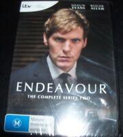 Endeavour The Complete Second Series 2 (Australia Region 4) DVD – New