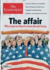 THE ECONOMIST MAGAZINE ISSUE 26th MAY 2018 ~ NEW ~
