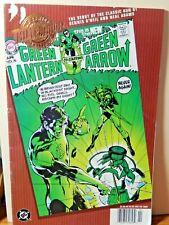 Green Lantern co starring Green Arrow Millennium DC Comic #76 2000