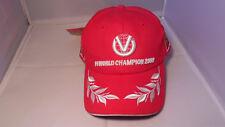 Ferrari Devag Conducteur Base Cap MICHAEL SCHUMACHER CHAMPION DU MONDE F1 2000
