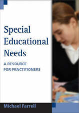 Special Educational Needs: A Resource for Practitioners-ExLibrary