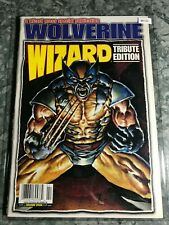 Wizard Tribute Edition Wolverine - High Grade Comic Book B9-152