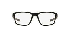 Glasses Oakley HYPERLINK Ox 8078 01 Size 54 Satin Black New Original