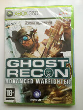 Tom Clancy's Ghost Recon: advanced Warfighter pour xbox 360