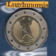 Allemagne 2010 2 Euro F Stuttgart FDC provenant du coffret BU 48500 exemplaires