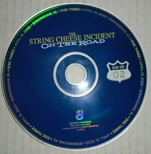 The String Cheese Incident On the Road: Birmingham, AL CD disc 3 only
