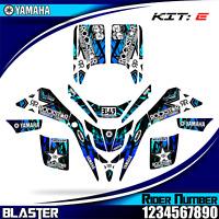 fits Blaster YFS200 Model Series ATV for Maintenance /& Restoration OEM Spec Fasteners ATV Quad YFS200 Specbolt Fasteners Brand 120pc Bolt Kit