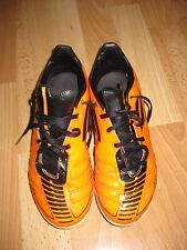 adidas Fussballschuhe F 50 Gr. 38 Gr. 5,5 orange Jungen