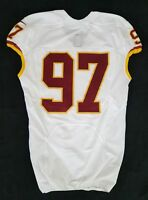 #97 No Name of Washington Redskins NFL Locker Room Game Issued Jersey