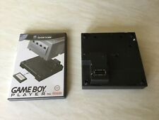 Nintendo Gamecube Gameboy Player Unit and Start Up Disc PAL