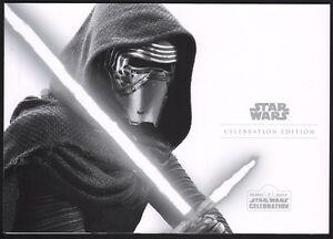 Royal Mail SIGNED Star Wars Celebration Exc Malcolm Tween Collectors Stamp Pack