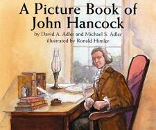A Picture Book of John Hancock (Picture Book Biography)-ExLibrary