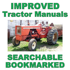 ALLIS CHALMERS AC-180 One-Eighty TRACTOR Repair SHOP Maintenance SERVICE MANUAL
